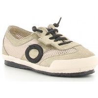 Schuhe Mädchen Sneaker Low Aro JOANETA PETIT 93350 Platino Argenté