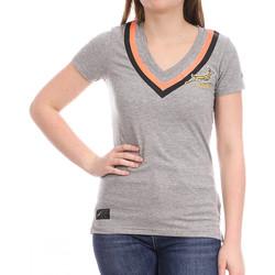 Kleidung Damen T-Shirts Asics 122961-0714 Grau