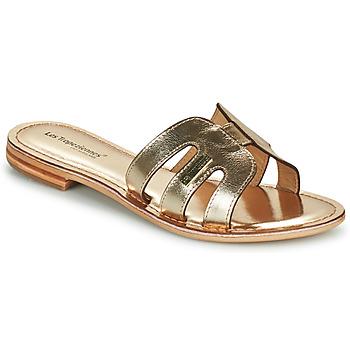 Schuhe Damen Pantoffel Les Tropéziennes par M Belarbi DAMIA Gold