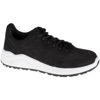 Schuhe Damen Sneaker Low 4F OBDL250 Weiß, Schwarz