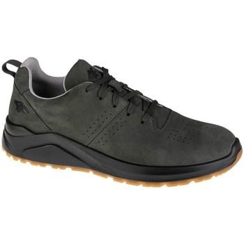 Schuhe Herren Sneaker Low 4F OBML251 Olivgrün