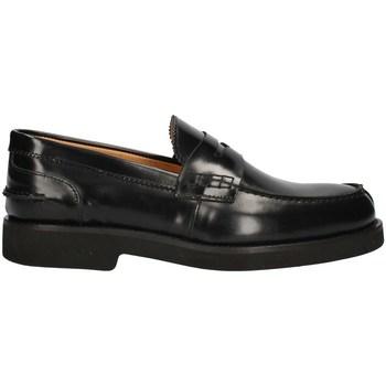 Schuhe Herren Slipper Exton 2102PE21 SCHWARZ