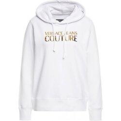 Kleidung Damen Sweatshirts Versace B6HVA70E Weiss