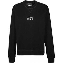 Kleidung Herren Sweatshirts Dsquared S80GU0011 Schwarz