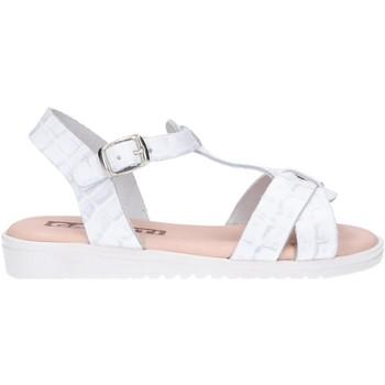 Schuhe Mädchen Sandalen / Sandaletten Garatti AN0095 Blanco