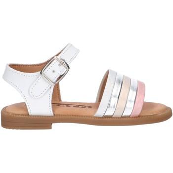 Schuhe Mädchen Sandalen / Sandaletten Garatti AN0097 Blanco
