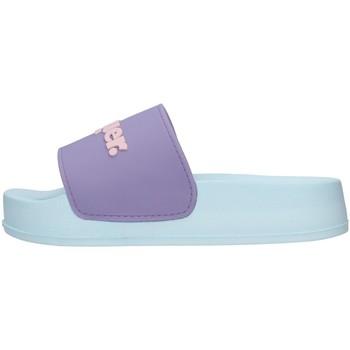 Schuhe Damen Pantoffel Blauer S1YUBA01/PUC BLAU