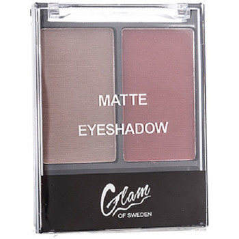 Beauty Damen Lidschatten Glam Of Sweden Matte Eyesahadow 01-warmth 4 Gr 4 g
