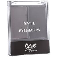 Beauty Damen Lidschatten Glam Of Sweden Matte Eyesahadow 03-dramatic 4 Gr 4 g