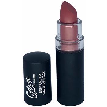 Beauty Damen Lippenstift Glam Of Sweden Soft Cream Matte Lipstick 03-queen 4 Gr 4 g