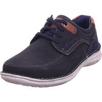Schuhe Herren Derby-Schuhe & Richelieu Seibel Anvers75 blau