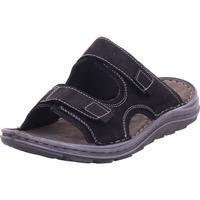 Schuhe Herren Pantoletten / Clogs Seibel Raul23 schwarz
