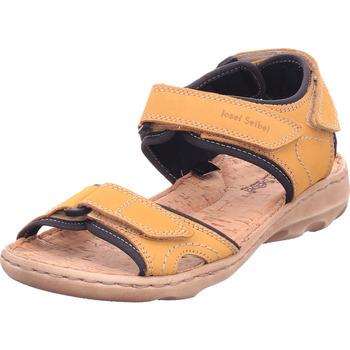 Schuhe Damen Sandalen / Sandaletten Seibel Lene01 gelb