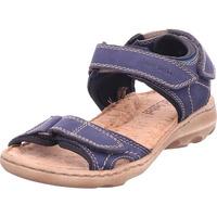 Schuhe Damen Sandalen / Sandaletten Seibel Lene01 blau