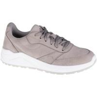 Schuhe Damen Sneaker Low 4F OBDL250 Beige
