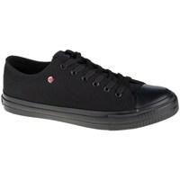 Schuhe Herren Sneaker Low Lee Cooper LCW21310087M Schwarz