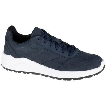 Schuhe Herren Sneaker Low 4F OBML250 Dunkelblau