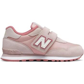 Schuhe Mädchen Sneaker Low New Balance 515 Rosa