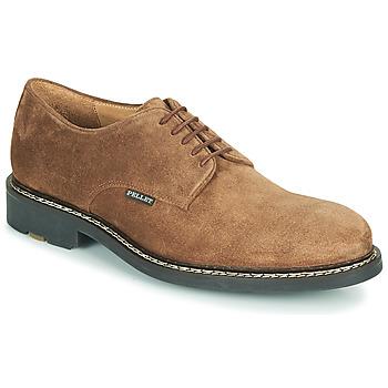 Schuhe Herren Derby-Schuhe Pellet Nautilus Braun