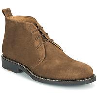 Schuhe Herren Derby-Schuhe Pellet MIRAGE Braun