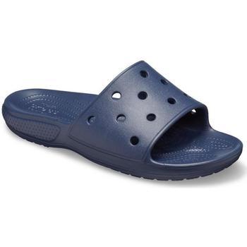 Schuhe Pantoletten Crocs  Marineblau
