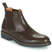 Schuhe Herren Boots Pellet RAYMOND Braun