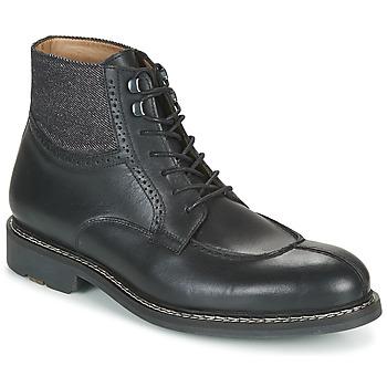 Schuhe Herren Boots Pellet ROLAND Schwarz