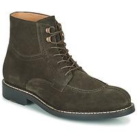 Schuhe Herren Boots Pellet ROLAND Grau