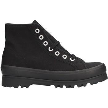 Schuhe Sneaker High Superga - 2341 alpina nero S00GXG0 2341 996 NERO