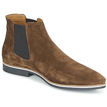 Schuhe Herren Boots Pellet BILL Braun
