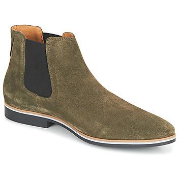 Schuhe Herren Boots Pellet BILL Kaki