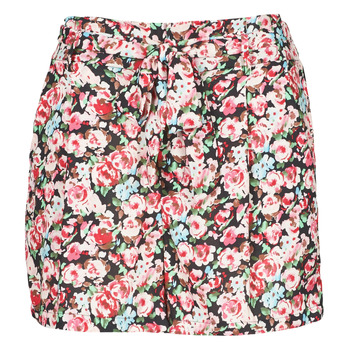 Kleidung Damen Shorts / Bermudas Betty London OULALA Schwarz / Rose