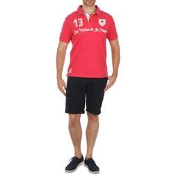 Kleidung Herren Shorts / Bermudas Les voiles de St Tropez SISTERSHIP Marine
