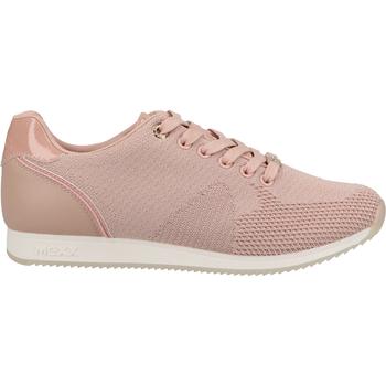 Schuhe Damen Sneaker Low Mexx Sneaker Hellpink
