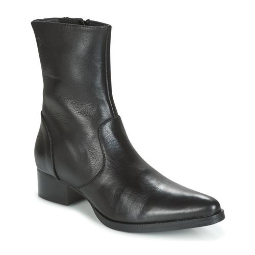 Betty London IANO Schwarz  Schuhe Low Boots Damen 125