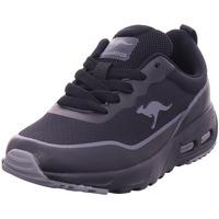 Schuhe Jungen Sneaker Kangaroos KX-3500 jet black/mono 5500