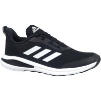 Schuhe Kinder Laufschuhe adidas Originals Fortarun Schwarz