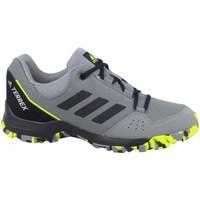 Schuhe Kinder Wanderschuhe adidas Originals Terrex Hyperhiker K Grau