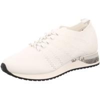 Schuhe Damen Sneaker Low Idana Schnuerschuhe SCHNÜRHALBSCHUH 236 752 000 109 weiß