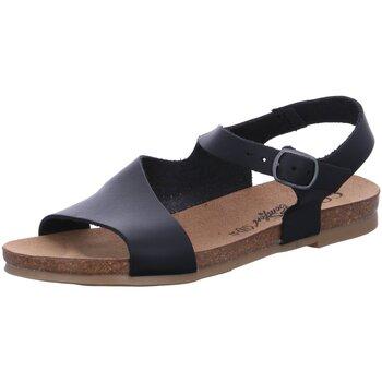Schuhe Damen Sandalen / Sandaletten Cosmos Comfort Sandaletten schwarz