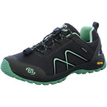 Schuhe Jungen Wanderschuhe Brütting Bergschuhe 421122 grau
