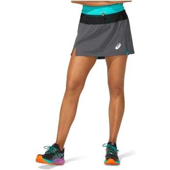 Kleidung Damen Röcke Asics Sport FUJITRAIL SKORT 2012B929 020 grau
