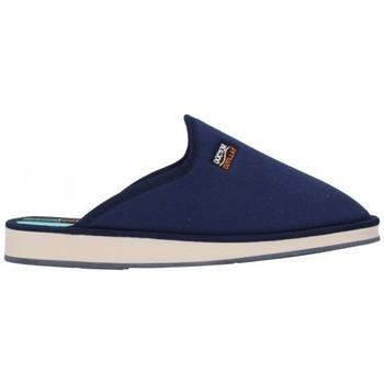 Schuhe Damen Hausschuhe Doctor Cutillas 24520 Mujer Azul marino bleu