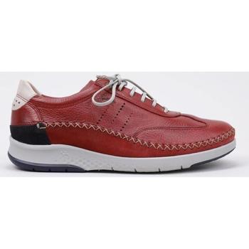 Schuhe Herren Derby-Schuhe Fluchos  Rot