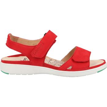 Schuhe Damen Sandalen / Sandaletten Ganter Sandalen Rot