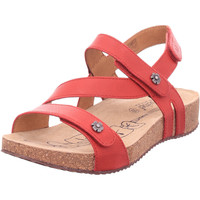 Schuhe Damen Sandalen / Sandaletten Seibel Tonga53 rot