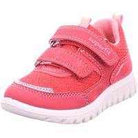 Schuhe Mädchen Derby-Schuhe & Richelieu Legero Halbschuh Leder \ SPORT7 MINI ROT/ROSA 5