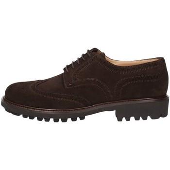 Schuhe Herren Derby-Schuhe Triver Flight 214-03B BRAUN