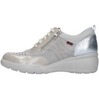 Schuhe Damen Sneaker Low CallagHan 28900 BEIGE