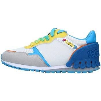 Schuhe Mädchen Sneaker Low Liu Jo 4B1001EX119 WEISS